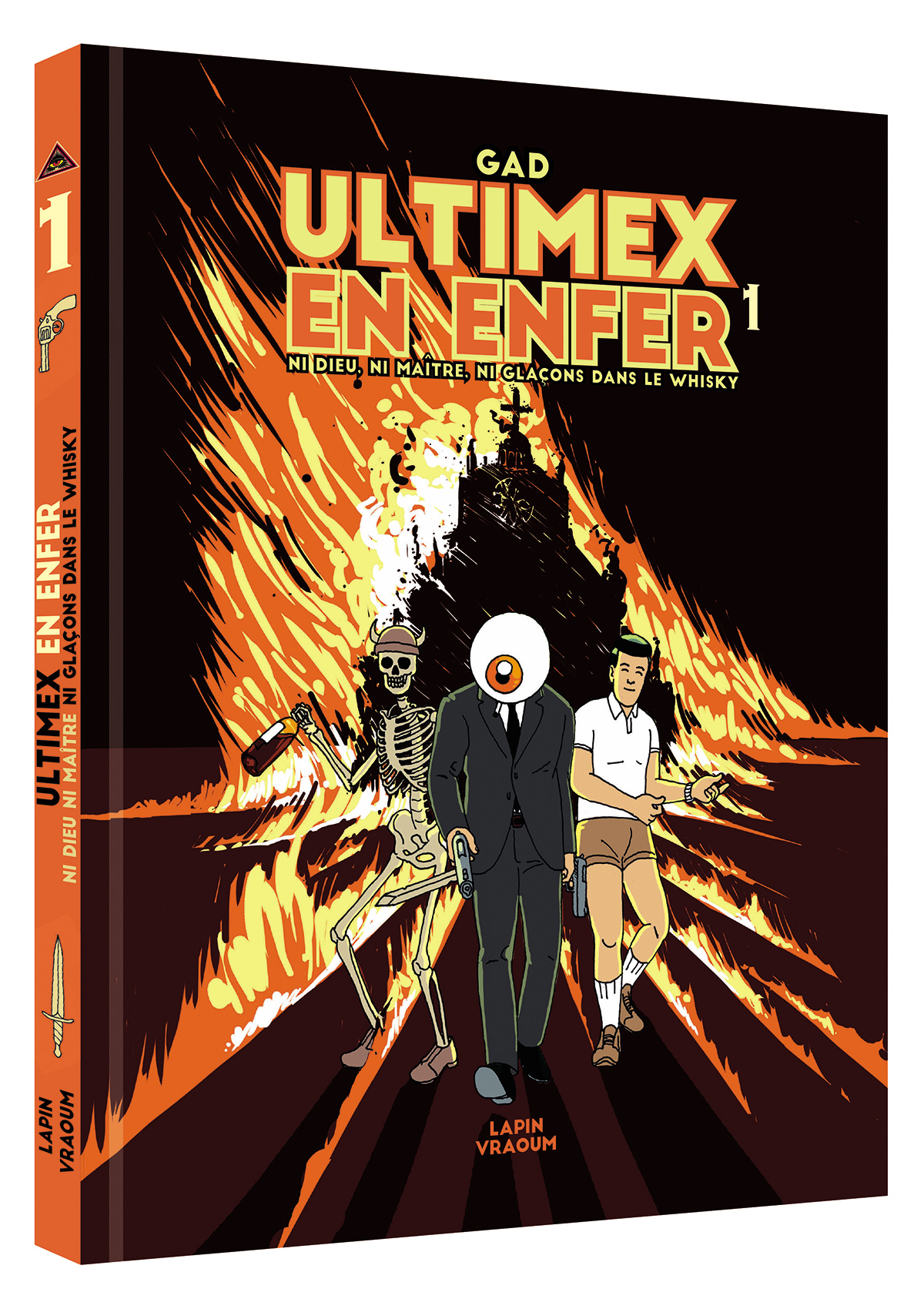 ULTIMEX en enfer Tome 1